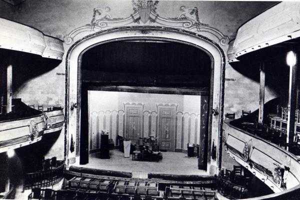 Teatre Ateneu (1921). Fons municipal.